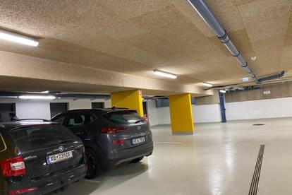 Tiefgaragenstellplatz in Hötting - Neubau sofort frei