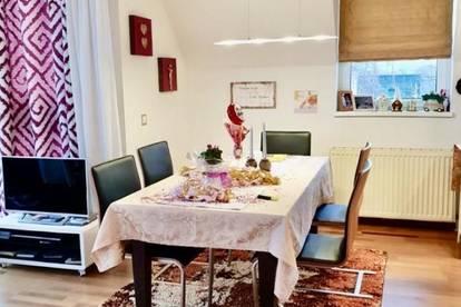 Attraktive 3-Zimmer-Wohnung mit Untersbergblick