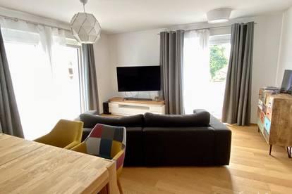 Hochwertige 3-Zimmer-Wohnung in absoluter Ruhelage