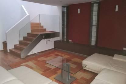 EFH in Unterwaltersdorf - luxuriös, moderne Architektur, einzigartige Ausstattung in netter Siedlungsruhelage