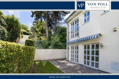Entzückende Villa Winzig in Döblinger Bestlage