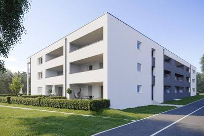 3-Zimmer Wohnung mit Balkon in LANGENSTEIN