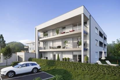 NEUBAUPROJEKT | 18 schlüsselfertige WOHNUNGEN in LANGENSTEIN | 2-Zimmer Wohnung mit Garten in LANGENSTEIN
