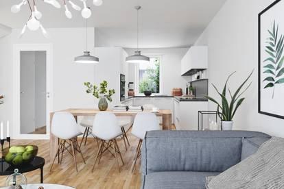 """TOP REIHENHAUS schlüsselfertig,  unterkellert und mit mehr als 90 m2 Garten """"Central Village"""""""