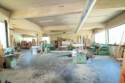 Tischlereibetrieb voll ausgestattet in Ferndorf