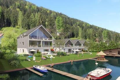 Exklusive Seewohnung direkt am Badesee - Kärnten