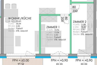 KAUFANGEBOT angenommen! Schöne helle Single Stadtwohnung - Zentrum Spittal - Nähe Stadtpark
