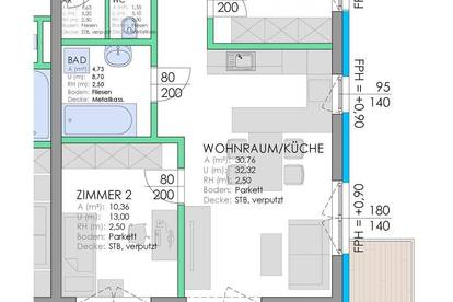 KAUFANGEBOT angenommen! - Top Stadtwohnung - Rizzistraße 7 - Nähe Stadtpark