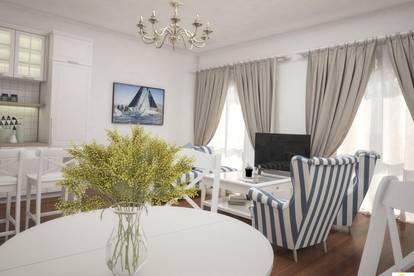 Stilvoll Wohnen in der Captain-Suite in Neusiedl am See