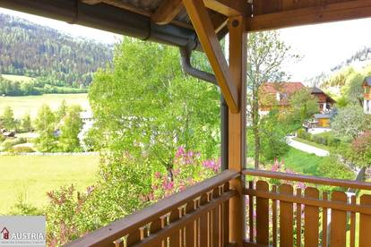 Wunderschöne Balkonwohnung zu vermieten