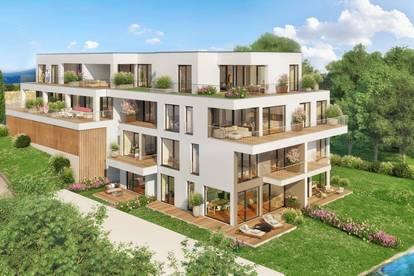Projekt Am Ragnitzbach - Garten Wohnung