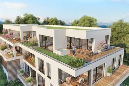 Projekt Am Ragnitzbach - Top 05 * Penthouse* 4 Zimmer