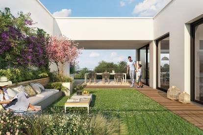 Projekt Am Ragnitzbach - * Top 09 Penthouse* 5 Zimmer
