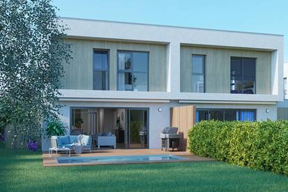 WOHNIDYLLE Leopoldsdorf - Doppelhaushälfte mit 3 Schlafzimmern und2 Bädern