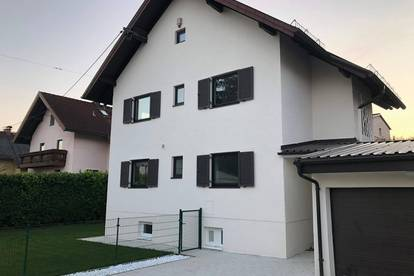 Zweistöckiges renoviertes Haus in Salzburg-Lieferung / ruhige Lage