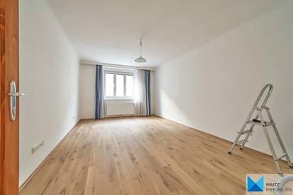 ERSTBEZUG NACH SANIERUNG: Geräumiges Cityapartment mit 2 Zimmern | 5. Liftstock |nahe Hoher Markt / Salztorbrücke (U1/U2/U4)