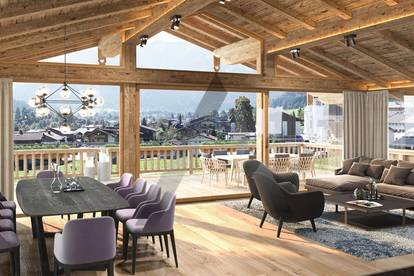 Trinity Lodges 2.0 - Einmalige Penthouse in ruhiger Lage
