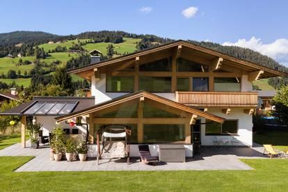 Einfamilienhaus in Traumlage - Ski in/Ski out