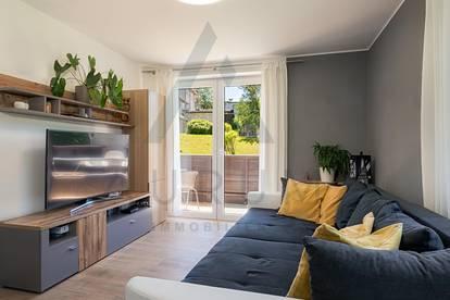Komplett renovierte Wohnung mit Kaiserblick