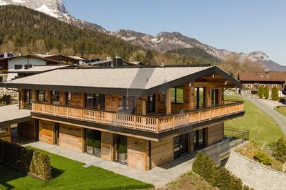 Edles Designer Chalet in sonniger Panoramalage
