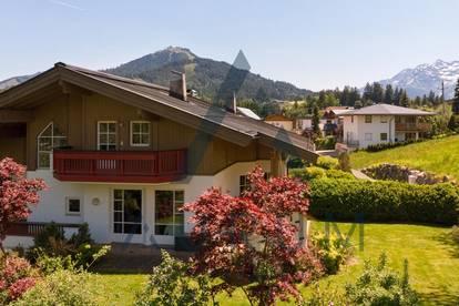Tiroler Landhaus mit unverbaubarem Kaiserblick