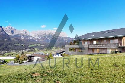 Ski in / Ski out: Neubau-Penthouse mit Kaiserblick