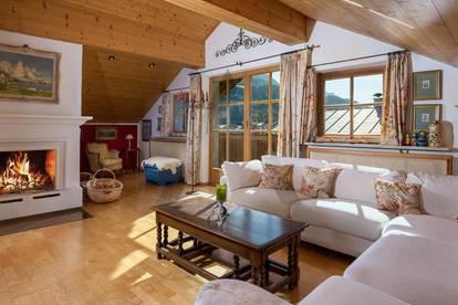 Mehrfamilienhaus in Sonnenlage mit Freizeitwohnsitz