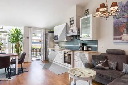 Zentral gelegene Wohnung mit Hornblick