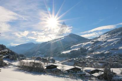 Freizeitwohnsitz: Wohnung in sonniger Lage mit Bergblick