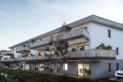 Neubauprojekt in zentraler Lage und Bergblick