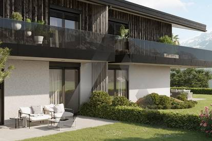 Neubau: Maisonettewohnung in ruhiger Aussichtslage