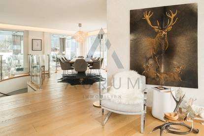 Exklusive Penthousewohnung mit 360 Grad Blick