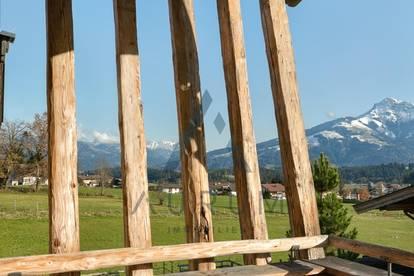 Sonnig - Ruhig - Aussichtslage: Edel möblierte Chalets