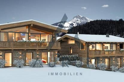 Alpines Neubau-Chalet am Fusse des Wilden Kaisers
