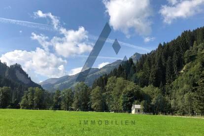 Liegenschaft in idyllischer Ruhelage mit Panoramablick