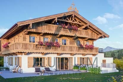 Neubau: Bauernhaus in Pistenähe in Ausblicklage