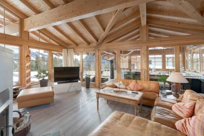 Tiroler Landhaus mit Pool in Traumlage