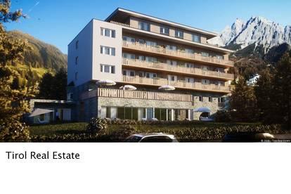 Eindrucksvolles Penthouse Zugspitz Residences Ehrwald als interessantes Anlageinvestment
