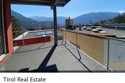 Herrlich entspannt Wohnen oder Arbeiten über den Dächern von Imst