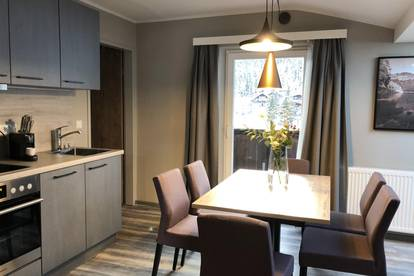 Gemütliches 3 Zimmer Penthouse mit Blick auf den Wildsee in Seefeld