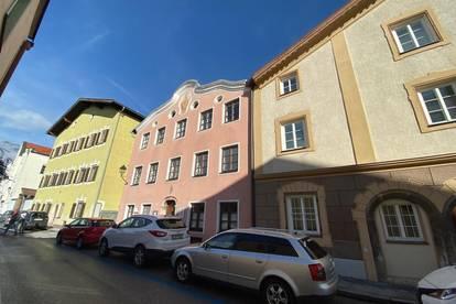 Innenstadthaus mit historischem Flair