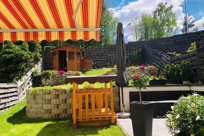 Reinkommen & Wohlfühlen 4 Zimmer Gartenwohnung in Imst