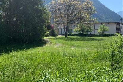 Mitten im Grünen 1000 m² Baugrund herrlicher Ausblick & viel Sonne garantiert