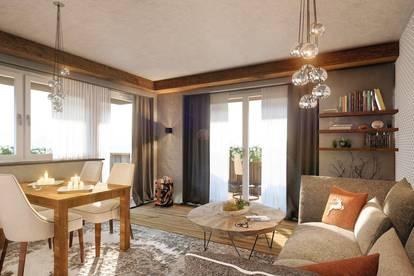 Westendorf bei Kitzbühel traumhaftes Penthouse als intelligente Investmentanlage
