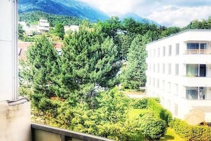 Klein & Fein Garconniere mit Balkon in Innsbruck