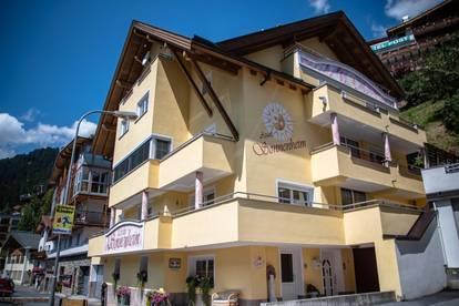 Einmalige Gelegenheit! Attraktives Apartmenthaus bestens ausgestattet in ausgezeichneter Lage Kappl Paznaun Ischgl zum Verkauf