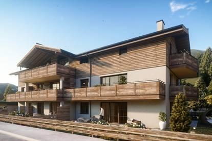 Charmante 2 Zimmer Wohnung mit Garten & Terrasse in Kitzbühel