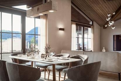 Luxuriöse 2 Zimmerwohnung mit Panoramabalkon Kitzbühel