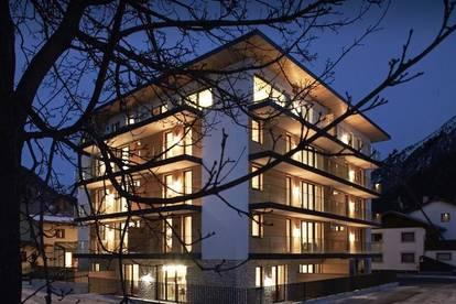 Luxus Apartment im Zentrum von Galtür Top 2
