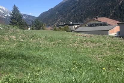 VERKAUFT!!!Arlberg - Schönes Grundstück in sonniger Aussichtslage